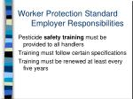 worker protection standard employer responsibilities3