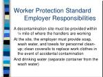 worker protection standard employer responsibilities4
