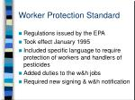 worker protection standard1