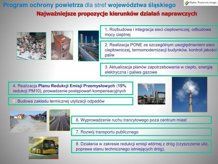 Program ochrony powietrza
