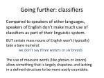 going further classifiers2
