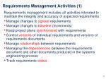 requirements management activities 1