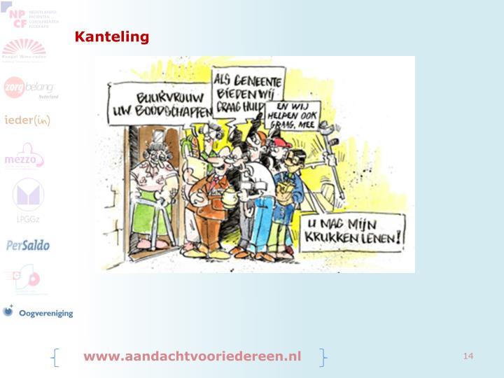 Kanteling