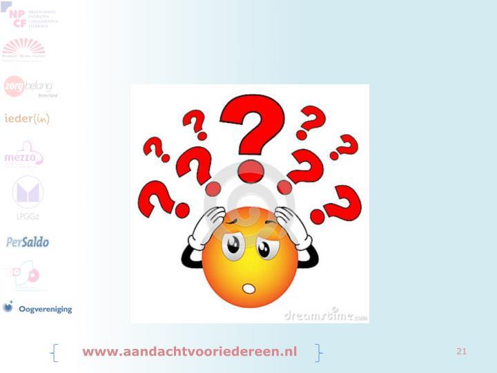 www.aandachtvooriedereen.nl