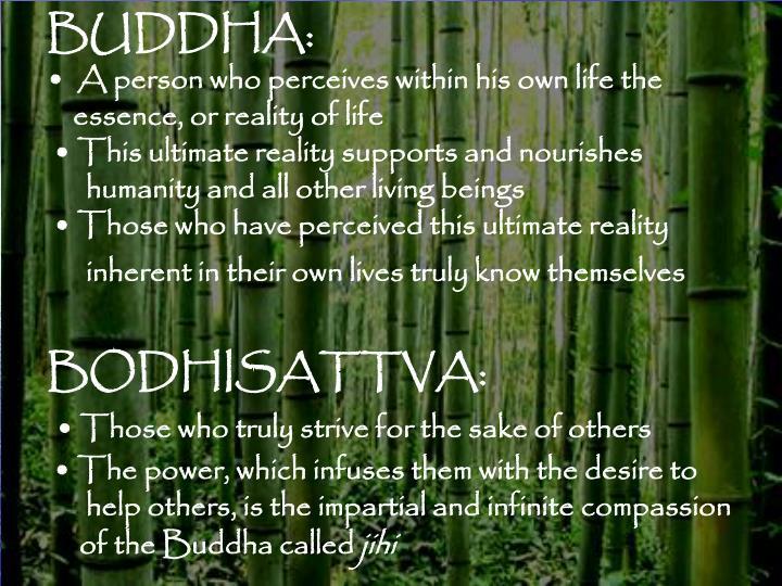 BUDDHA: