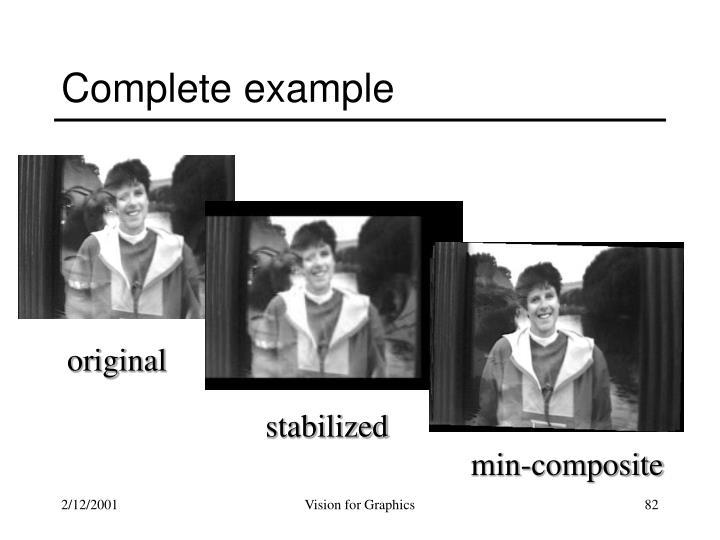 min-composite