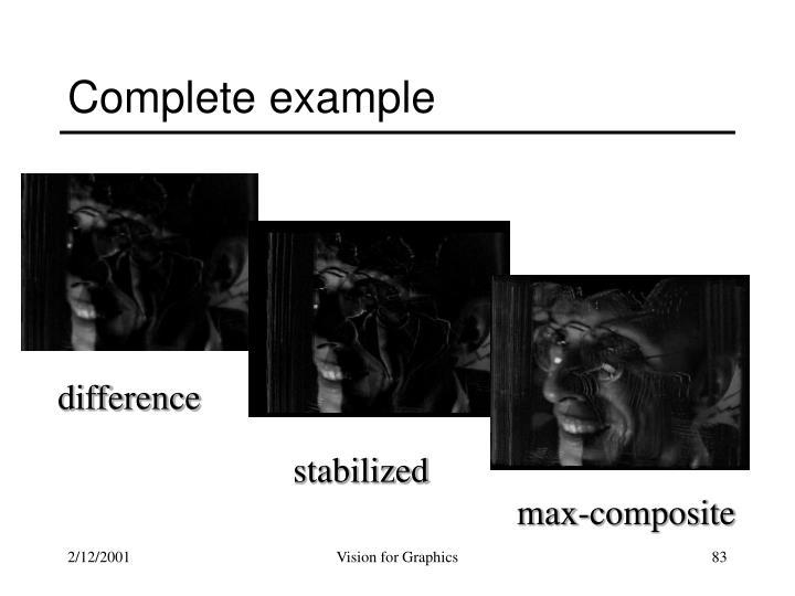 max-composite