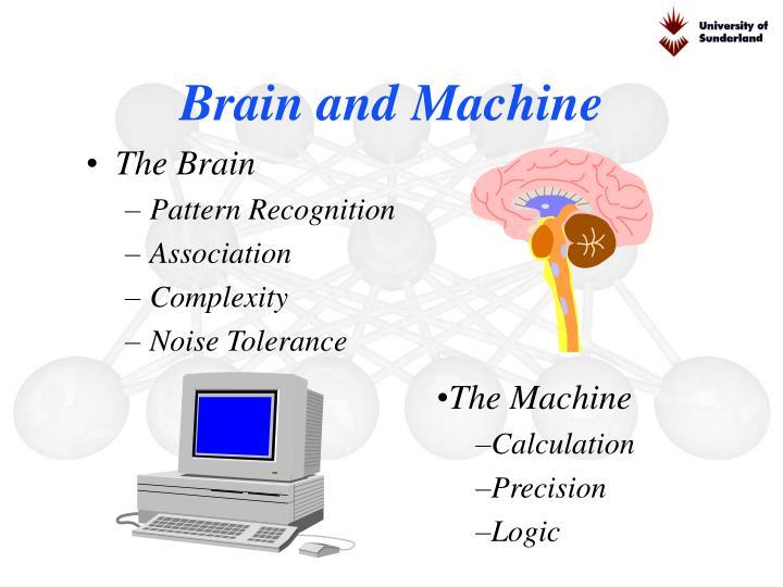 Brain and Machine