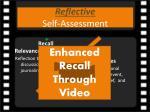 reflective self assessment