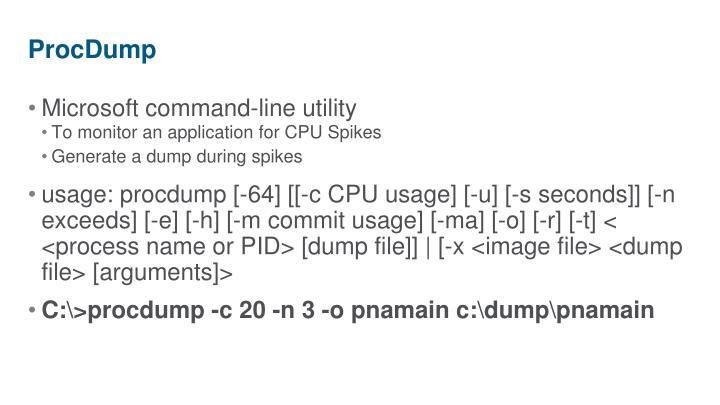 Microsoft command-line utility