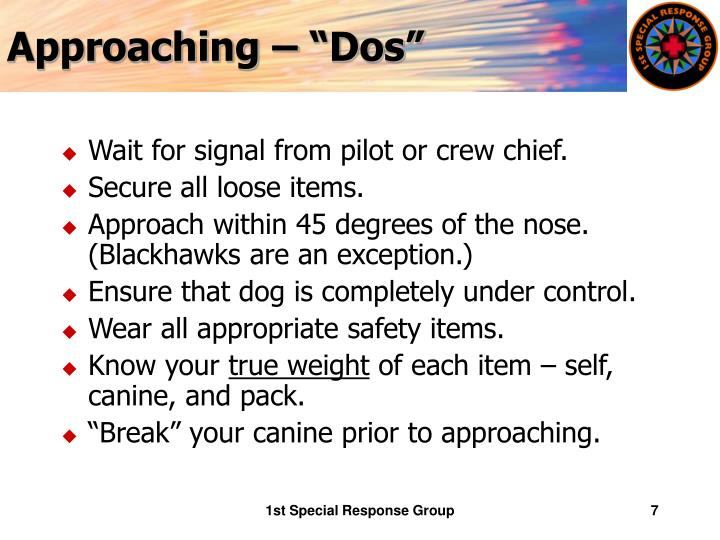 """Approaching – """"Dos"""""""