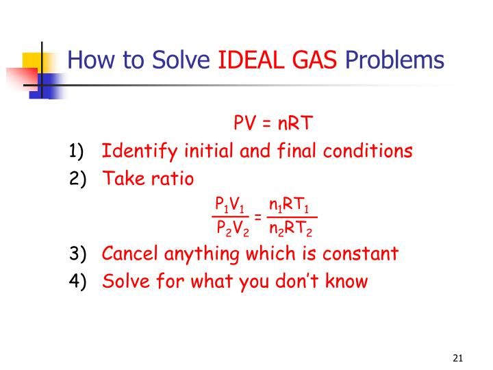 How to Solve