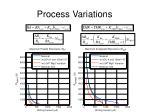 process variations1
