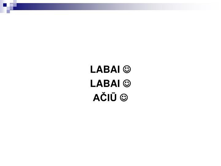 LABAI