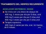 tratamiento del herpes recurrente16