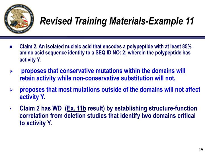Revised Training Materials-Example 11
