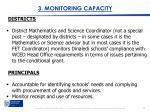 3 monitoring capacity1