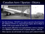 canadian aero spartan ottawa3