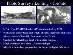 photo survey kenting toronto1