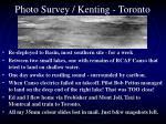 photo survey kenting toronto12