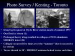 photo survey kenting toronto4