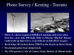 photo survey kenting toronto5