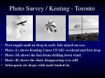 photo survey kenting toronto8