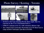 photo survey kenting toronto9