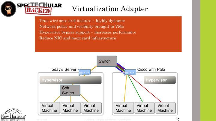 Virtualization Adapter