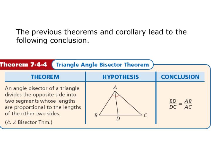 The previous theorems and corollary lead to the following conclusion.