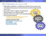 eas eligible data set sets in z os