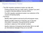 migration assistance tracker