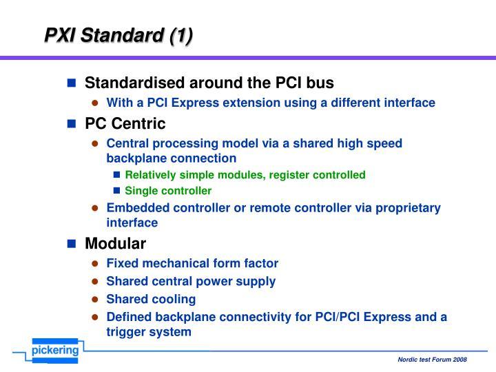 PXI Standard (1)