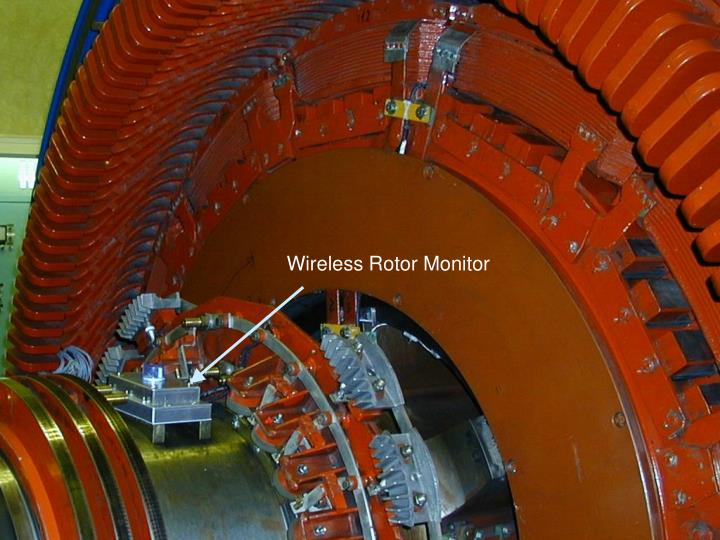 Wireless Rotor Monitor