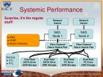 systemic performance1