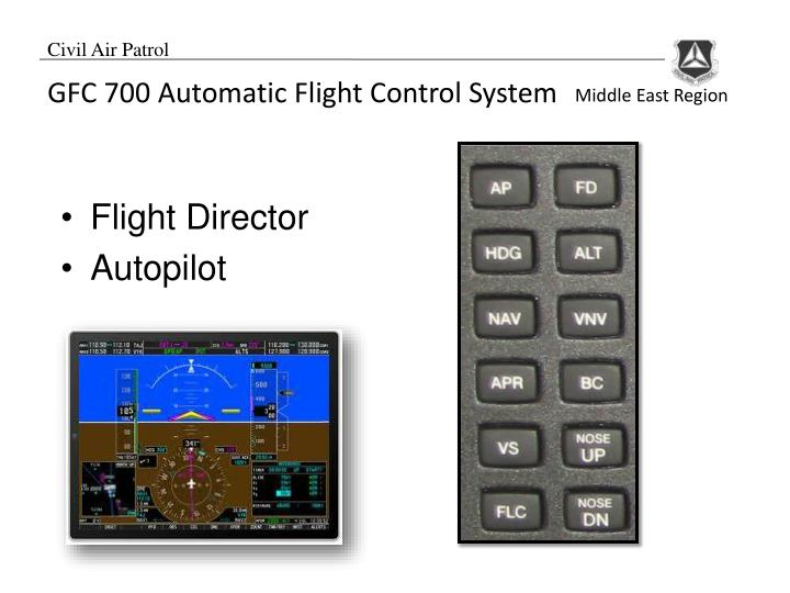 GFC 700 Automatic Flight Control System