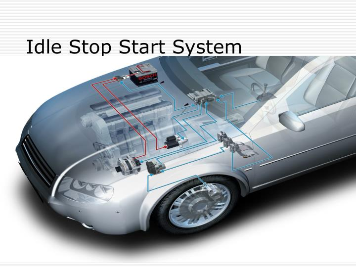 Idle Stop Start System