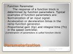 parameterization1