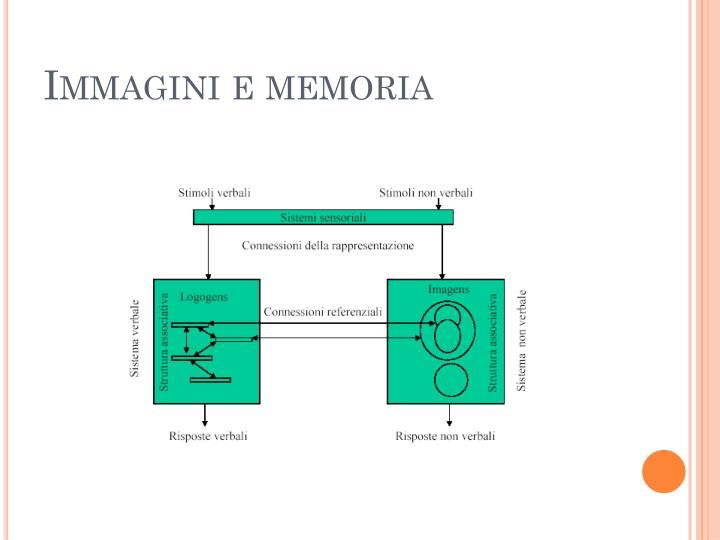 Immagini e memoria1