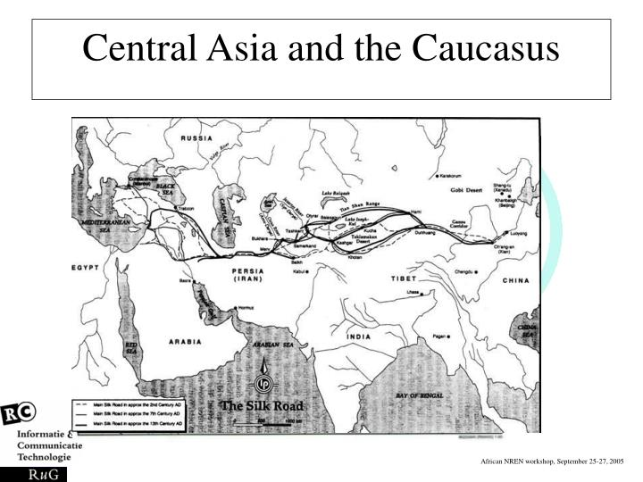 Central Asia and the Caucasus