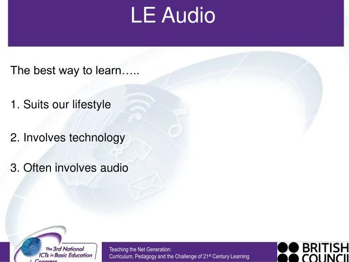 LE Audio