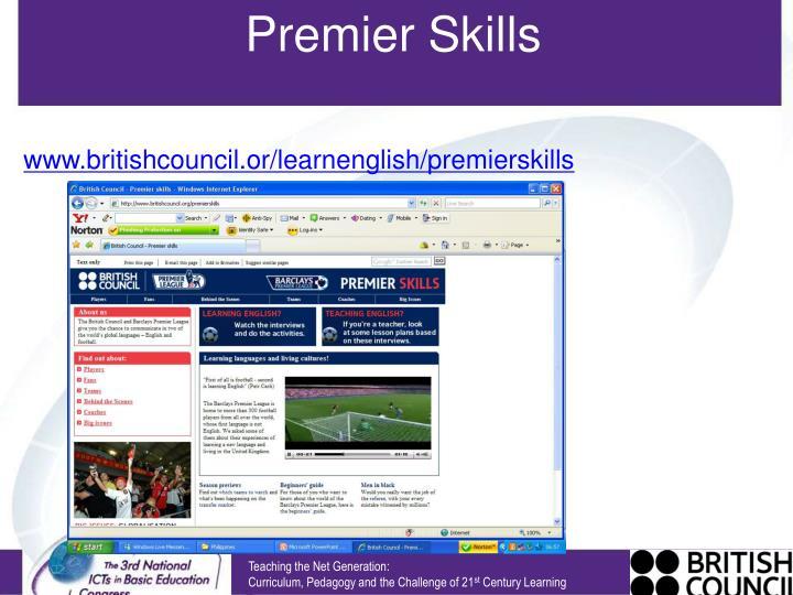 Premier Skills