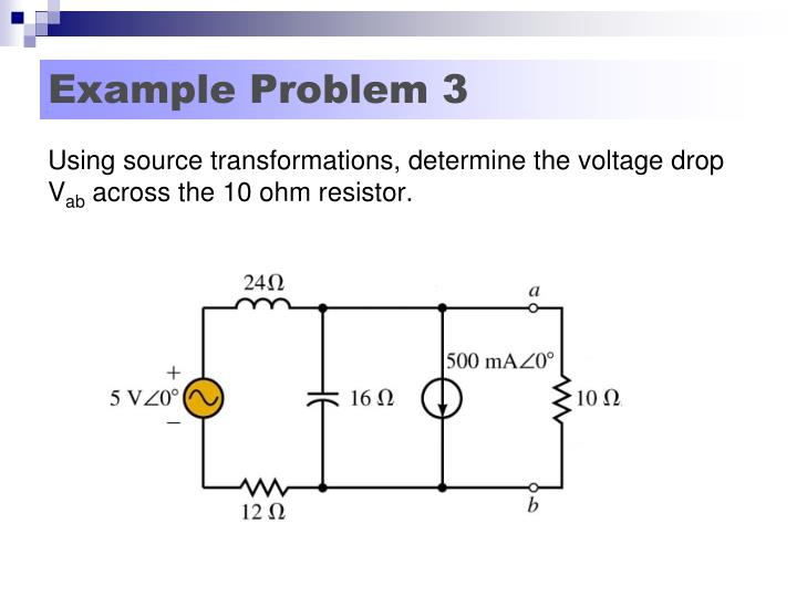 Example Problem 3