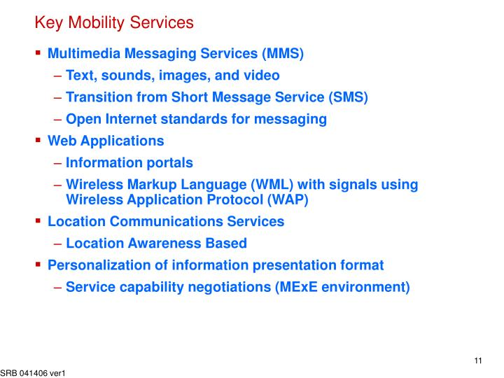 Key Mobility Services
