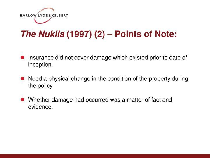 The Nukila