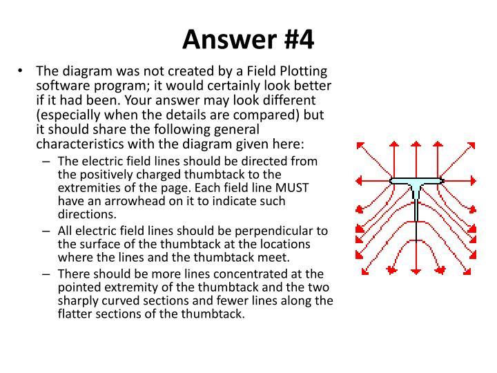 Answer #4