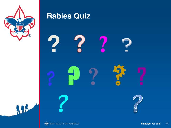 Rabies Quiz