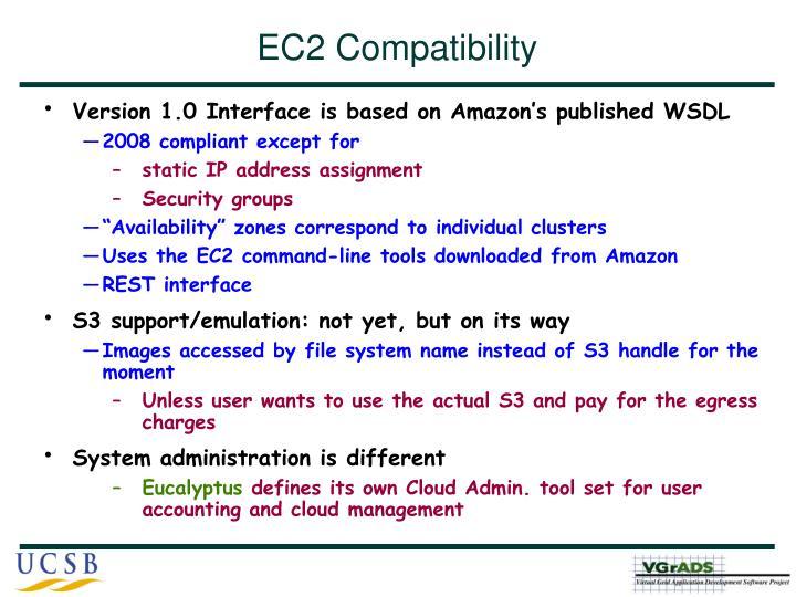EC2 Compatibility