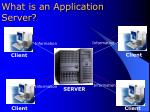 what is an application server