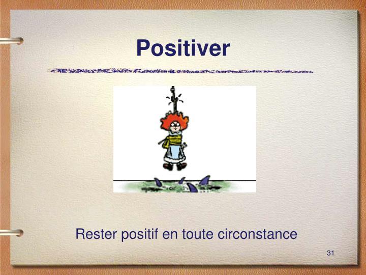 Positiver